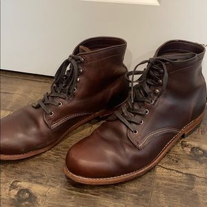 Wolverine 1000 mile boots size 12